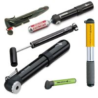 Bike Pumps - Mini Mtb/road