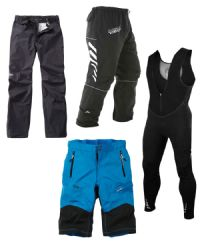 Shorts, Tights And Trousers - Waterproof
