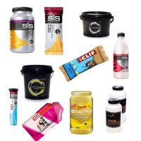 Energy Food, Drinks & Supplements
