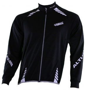 Altura Night Vision Windproof Cycling Jacket - Windproof cycling jacket with masses of reflective trim ideal for all types of winter riding with Free Postage