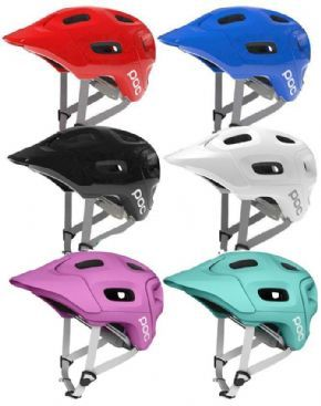 Poc Trabec Mtb Enduro Helmet - Provides the highest possible degree of protection without compromising functionality