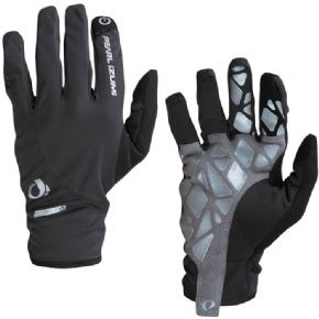 Pearl Izumi Select Softshell Lite Gloves  - Softshell Lite fabric on the back of hand offers lightweight wind and water protection
