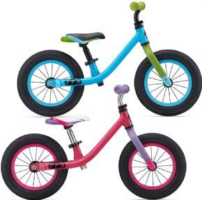 Giant Pre Push Kids Starter Bike - The perfect way to begin their cycling adventures.