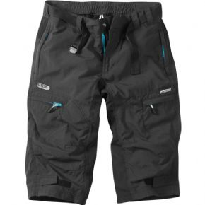 Madison Trail womens 3/4 Shorts - Trail 3/4 short is robust and is heavy on features ideal for the adventure cyclist