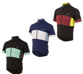 Pearl Izumi Elite Escape S.f. Jersey - ELITE Semi-Form Jersey melds high performance with a semi-form fit thats roomy