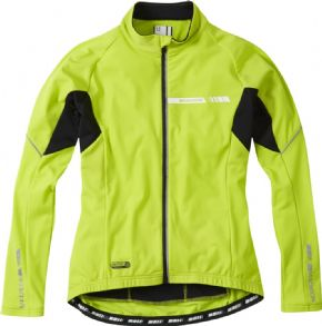 Madison Sportive Womens Long Sleeve Thermal Roubaix Jersey  2015 - DTE waterproof short keeps you on the trails no matter what the weather