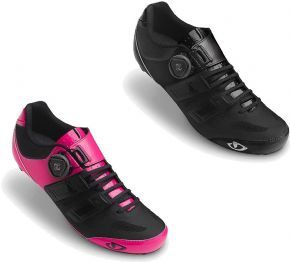Giro Raes Techlace Womens Road Cycling Shoes - COMFORT, STYLE, ADJUSTABILITY - PICK ALL 3