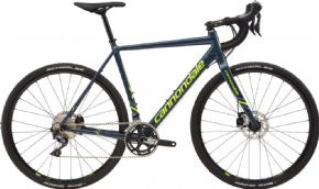 Cannondale Caadx Ultegra Cyclocross Bike  2018 - Serious do-it-all versatility meets serious 'cross racing capability.