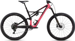 Specialized Enduro Elite 29/6fattie Mountain Bike  2018 - Slacker front end a longer top tube short chainstays and a lower bottom bracket.