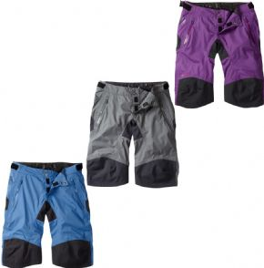 Madison Dte Womens Waterproof Shorts  2018 - DTE waterproof short keeps you on the trails no matter what the weather