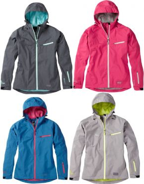 Madison Leia Womens Waterproof Jacket  2018 - Fully adjustable hood fits under a helmet