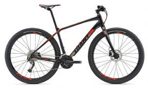 Giant Toughroad Slr 2 Sports Hybrid Bike 2018 - ToughRoad SLR is all about big adventure on unpredictable terrain.