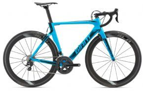 Giant Propel Advanced Pro 2 Aero Road Bike Blue  2018 - ACCESS THE MOUNTAINOUS ADVENTURES OF YOUR DREAMS.