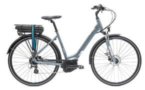 Giant Entour E+ 2 Disc Womens Electric Hybrid Bike  2018 - Giant SyncDrive Life comfort optimized