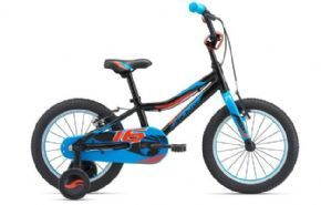 Giant Animator 16 Inch Boys Bike 2018 - Lightweight aluminium frame is built tough for neighbourhood adventures