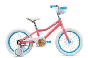 Giant Liv Adore 16 Inch Girls Bike 2018 - Protective chainguard keeps clothing and fingers out of harm's way.