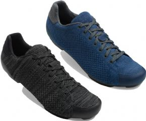 Giro Republic R Knit Road Shoes  2018 - clipless pedal compatibility with the walkability and comfort of a light hiking shoe.