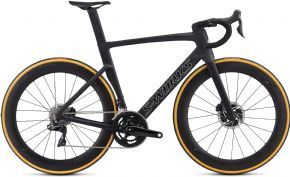 Specialized S-works Venge Disc Di2 Road Bike 2019 - Every tube shape trailing edge and design cue was made for speed.