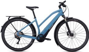 Specialized Turbo Vado 3.0 Womens Electric Sports Hybrid Bike  2019 - Experience electronic shifting joy with the Ruby Expert Disc