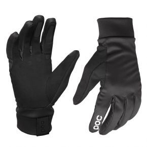 Poc Essential Softshell Windproof Glove  2018 - Featuring a lightweight and ventilated 3 layer back protector which conforms to Level 1