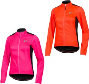 Pearl Izumi Womens Elite Pursuit Hybrid Jacket 2019 - The new go-to lightweight jacket of the season.